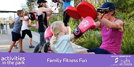 Family Fitness Fun tickets