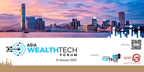 Asia WealthTech Forum tickets