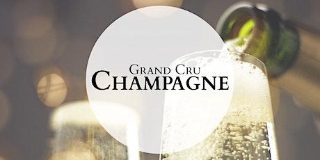 Grand Cru Champagne Tasting Sydney 4 November 2021 6.30pm tickets