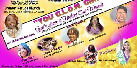 You G.L.O.W GIRL tickets
