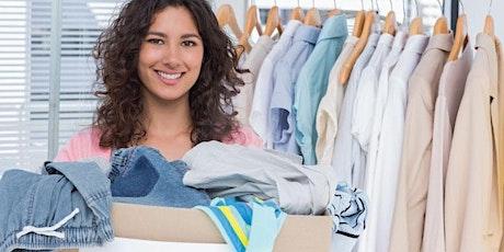 Online Rethink Your Wardrobe Workshop - 4 August 2021 tickets