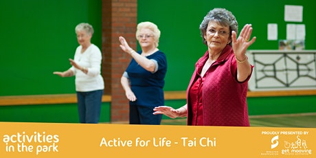 Active for Life - Tai Chi tickets