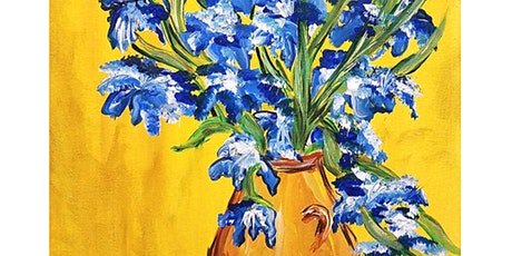 Paint and Sip Class: Van Gogh Sunflowers tickets