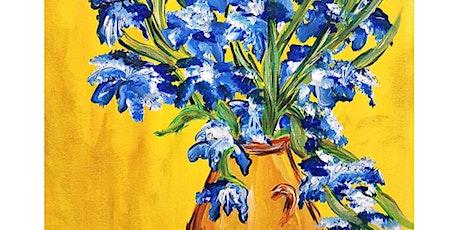 Paint and Sip Class: Van Gogh Sunflowers tickets