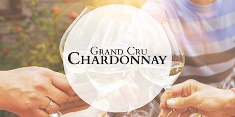 Grand Cru Chardonnay Tasting and Dinner Perth 30th September 2021 6.30pm tickets