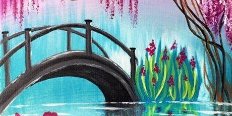 Paint and Sip Class:  The Lake tickets