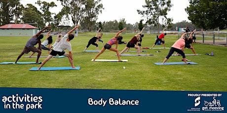 Body Balance tickets