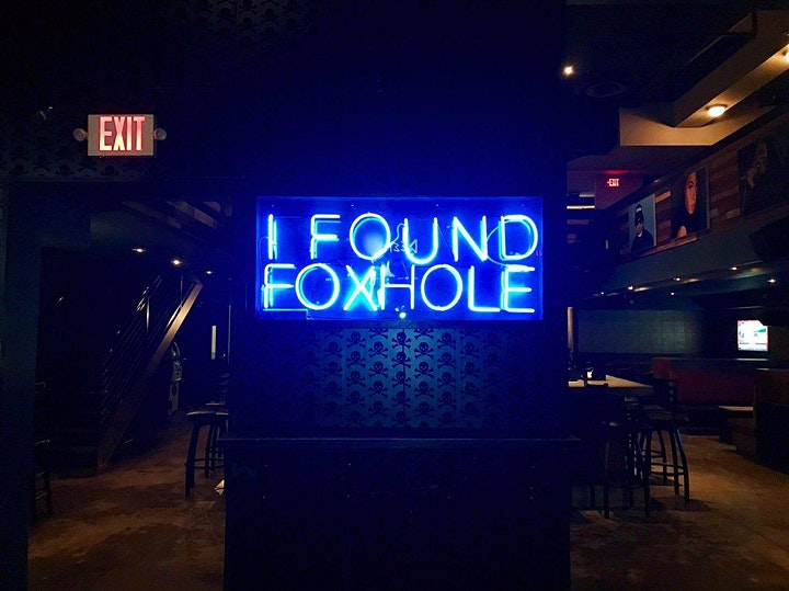 Foxhole Miami NYE Week 12/30 image