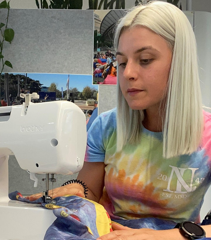 Sustainable Sewing Workshop for Teens image