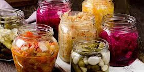 Preserving Food Workshop - 11 September 2021 tickets