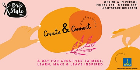 BrisStyle Create + Connect Conference 2021 tickets