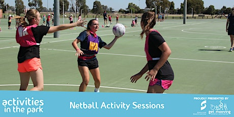 Netball Activity Sessions (9&U + 13&U) tickets