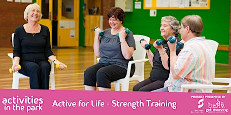 Active for Life - Strength Training tickets