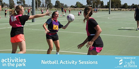 Netball Activity Sessions (11&U) tickets