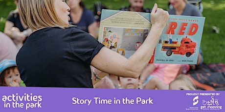 *RESCHEDULED* Story Time in the Park tickets