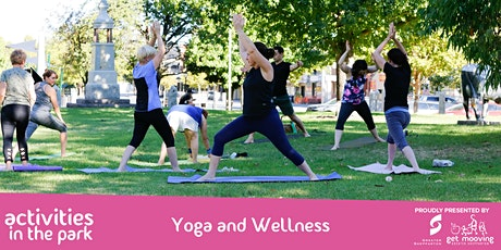 Yoga and Wellness tickets