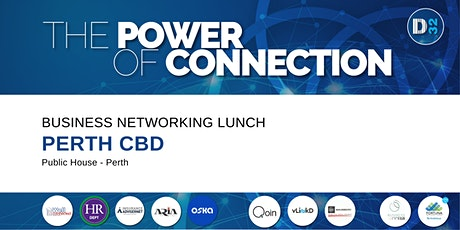 District32 Business Networking – Perth CBD - Fri 05th Feb tickets