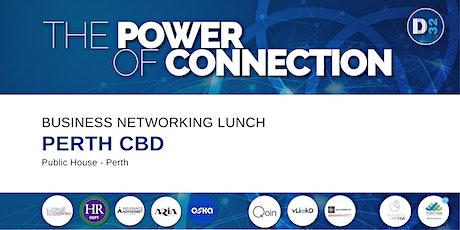 District32 Business Networking – Perth CBD - Fri 19th Feb tickets