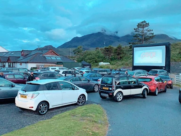The Great Drive-In   Movie Night At The Hilton -A Star is born image