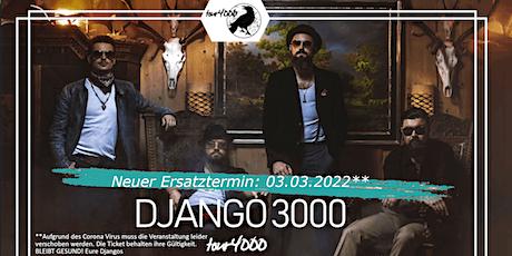 Django 3000 - Tour 4000 - Darmstadt tickets