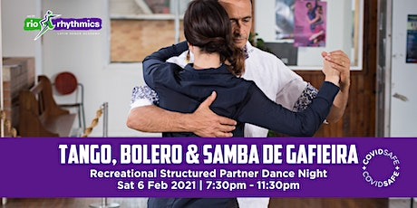 Tango, Bolero & Samba de Gafieira RSPD Night tickets
