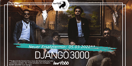 Django 3000 - Tour 4000 - Aschaffenburg tickets