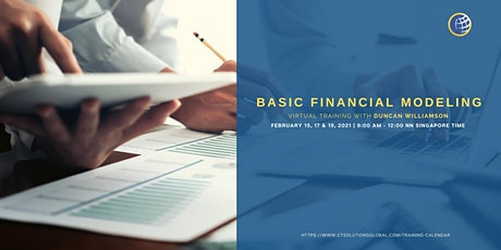 Basic Financial Modelling tickets