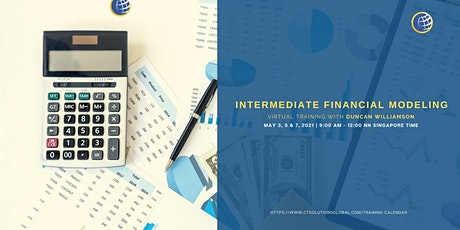 Intermediate Financial Modelling tickets