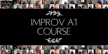 A1 Improv Theatre Course tickets