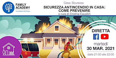 SICUREZZA ANTINCENDIO IN CASA: COME PREVENIRE