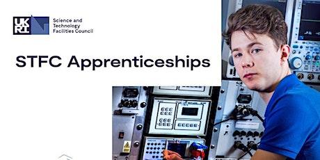 Daresbury Laboratory Apprenticeship Virtual Open Evening 2021 tickets