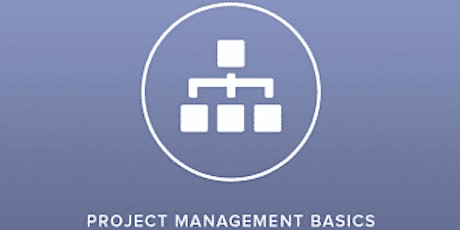 Project Management Basics 2 Days Training in Barrie tickets