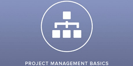 Project Management Basics 2 Days Training in Kitchener tickets
