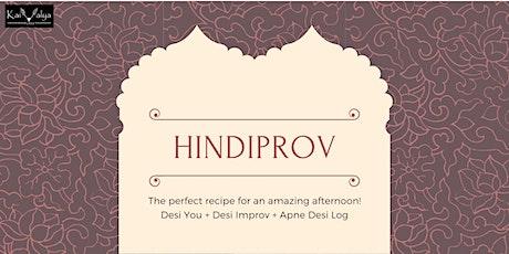Hindiprov tickets