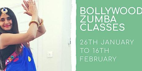 Bollywood Zumba Classes by Nina's Choreography tickets