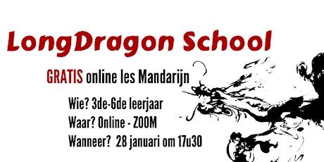 GRATIS Online Les Mandarijn - LongDragon School tickets