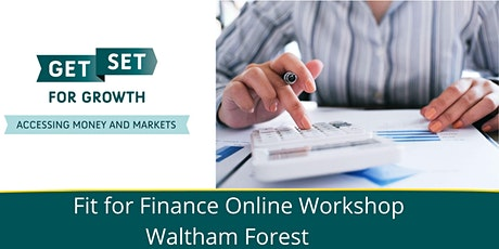 Fit for Finance Workshop tickets