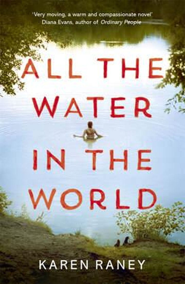 An evening with Karen Raney discussing her novel All the Water in the World image
