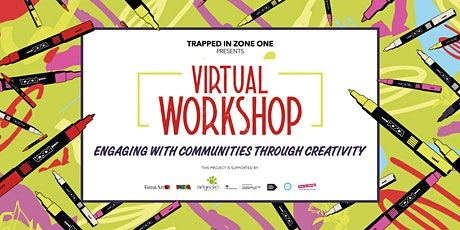 Trapped in Zone One Presents Virtual Workshop with Fandangoe Kid tickets