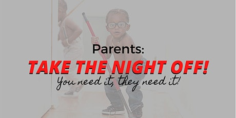 GBABY PRESENTS: Parents' Night Out! tickets