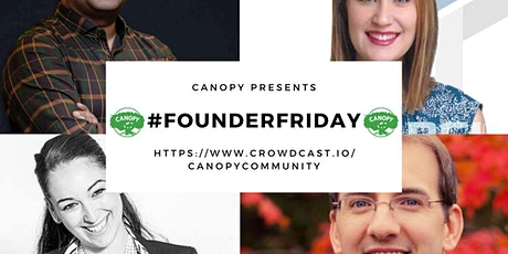 Founder Friday tickets