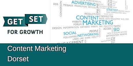 Content Marketing tickets
