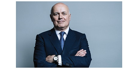 CF India In Conversation with our Patron Sir Iain Duncan Smith tickets