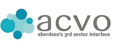 Aberdeen's Third Sector Mental Health & Wellbeing Forum meeting tickets