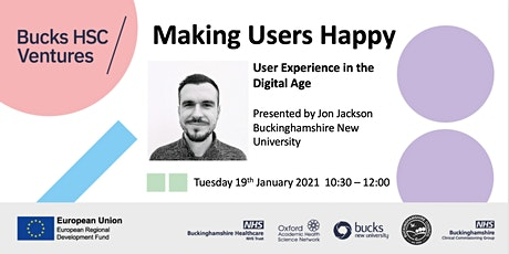 Making Users Happy: User Experience in the Digital Age tickets