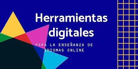 ¿Quieres aprender a crear material digital? Tecnología  y enseñanza boletos