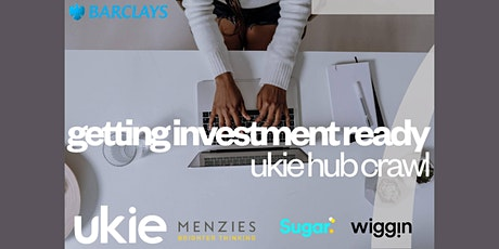 The Ukie Hub Crawl 2021: Getting Investment Ready tickets