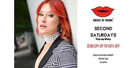 Second Saturdays with House of Bobbi tickets