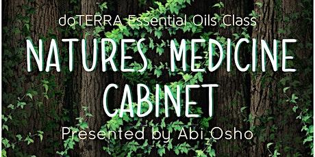 Soul Medicine   - Nature's Medicine Cabinet & doTERRA tickets