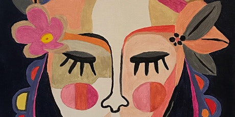 Acrylic Painting - CELEBRATING INTERNATIONAL WOMAN'S DAY (Paint and Sip) tickets